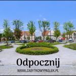Plac Grunwaldzki miejscem do odpoczynku